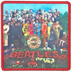 Beatles - The Beatles Standard Patch: Sgt. Pepper's.. Album Cover (Loose)