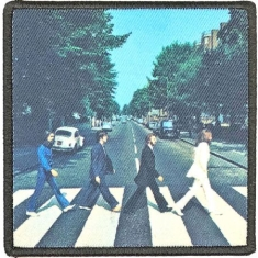 Beatles - The Beatles Standard Patch: Abbey Road Album Cover (Loose)