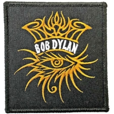 Bob Dylan - Bob Dylan Standard Patch: Eye Icon