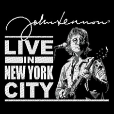 John Lennon - John Lennon Standard Patch: Live in New York City