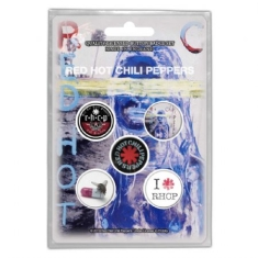 Red Hot Chili Peppers - BUTTON BADGE PACK: BY THE WAY (RETAIL PACK)