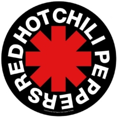 Red Hot Chili Peppers - BACK PATCH: ASTERISK (LOOSE)