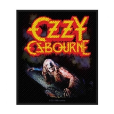 Ozzy Osbourne - Standard Patch: Bark At The Moon (Loose)