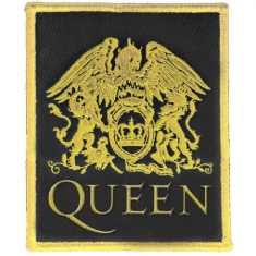 Queen - STANDARD PATCH: CLASSIC CREST