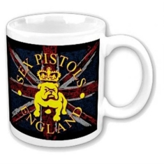 Sex Pistols - Boxed Standard Mug: Bull Dog & Flag