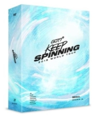 Got7 - 2019 WORLD TOUR 'KEEP SPINNING' IN SEOUL (DVD)