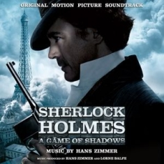 Soundtrack - Sherlock Holmes-Game of Shadows