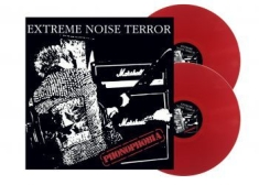 Extreme Noise Terror - Phonophobia (2 Lp Red)