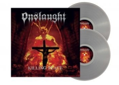 Onslaught - Killing Peace (2 Lp Clear)
