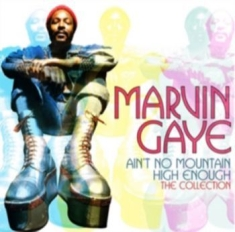 Gaye Marvin - Ain't No Mountain High Enough [impo