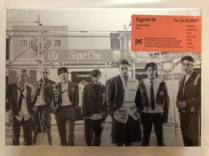 SuperM - Super One (Super Ver._target Exclus