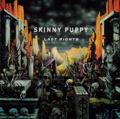 Skinny Puppy - Last Rights (Vinyl)