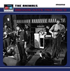 Animals - Complete Live Broadcasts Ii 1964 Û