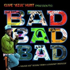 Hunt Clive - Bad Bad Bad (1973-1976)