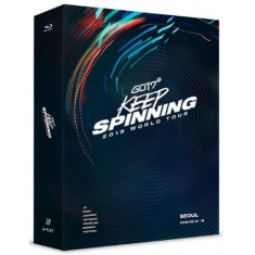 Got7 - 2019 WORLD TOUR 'KEEP SPINNING' IN SEOUL (BLU-RAY)