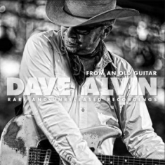 Alvin Dave - From And Old Guitar - Rare & Unrele