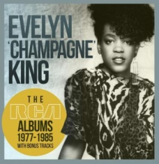 King Evelyn Champagne - Rca Albums 1977-1985