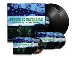 Neil Young & Crazy Horse - Return To Greendale (Ltd. Boxs