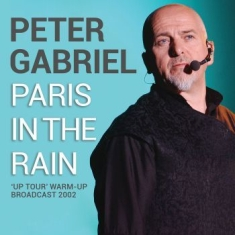 Gabriel Peter - Paris In The Rain (Live Broadcast 2