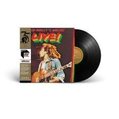 Bob Marley - Live! (Ltd, Half Speed)