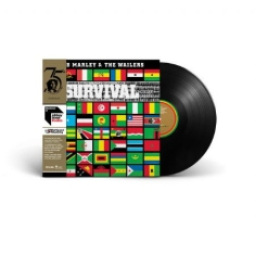 Bob Marley - Survival (Half Speed Masters)