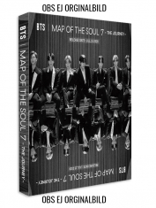 BTS - MAP OF THE SOUL : 7 THE JOURNEY Normal ver. (Only CD)