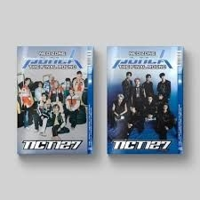 Nct 127 - Vol.2 Repackage (NCT #127 Neo Zone: The Final Round) - Random cover