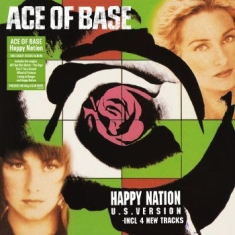 Ace Of Base - Happy Nation (Clear Vinyl, 140G)