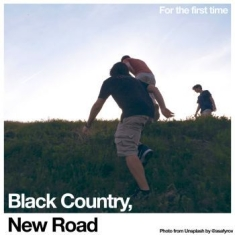 Black Country New Road - For The First Time (Ltd White Vinyl
