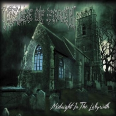 Cradle Of Filth - Midnight In The Labyrinth (2 Cd)