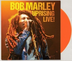 Bob Marley - Uprising Live! (3Lp, Transparent Or