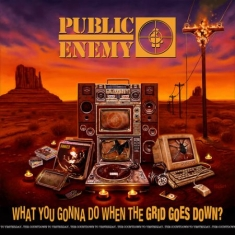Public Enemy - What You Gonna Do When The Grid...(2LP)
