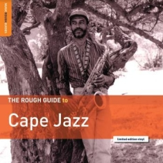Blandade Artister - Rough Guide To Cape Jazz