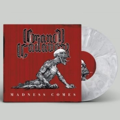 Grand Cadaver - Madness Comes (Marbled Black/White