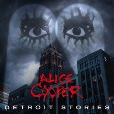 Alice Cooper - Detroit Stories (Red Vinyl)