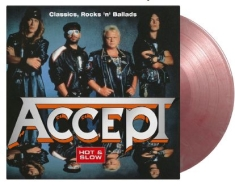 Accept - Hot & Slow -Coloured-