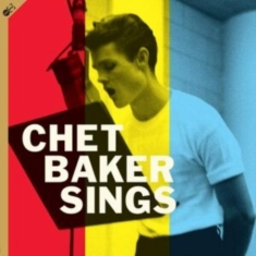 Baker Chet - Sings -Lp+Cd/Bonus Tr/Hq-