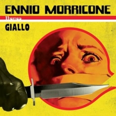 MORRICONE ENNIO - Giallo -Coloured-