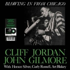 Jordan Cliff & John Gilmore - Blowing In From Chicago