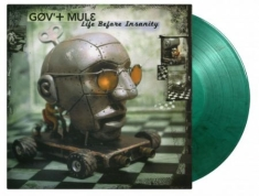 Gov't Mule - Life Before.. -Coloured-