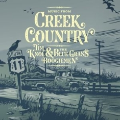 "Knol Tim & Blue Grass Boogiemen - Music From Creek.. -10""-"
