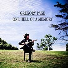 Page Gregory - One Hell Of A Memory i gruppen CD hos Bengans Skivbutik AB (3928849)