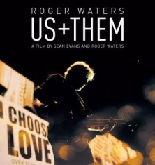 Waters Roger - Us + Them -Gatefold-