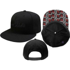 Black Sabbath - Unisex Snapback Cap: Logo & Demon