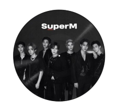 SuperM - The 1st Mini Album: United Version [Import]