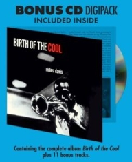 Davis Miles - Birth Of The Cool -Lp+Cd-