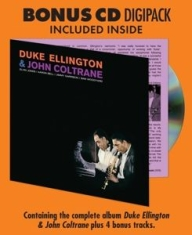 Ellington Duke & John Coltrane - Duke Ellington.. -Lp+Cd-