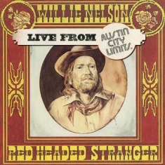 NELSON WILLIE - Red Headed.. -Black Fr-