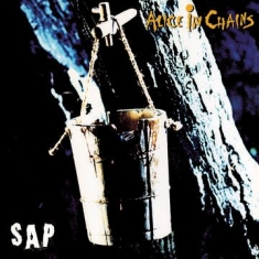 Alice In Chains - Sap -Black Fr/Etched-