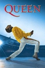 Queen - Wembley Poster